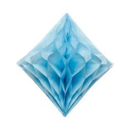 Boule crépon bleu