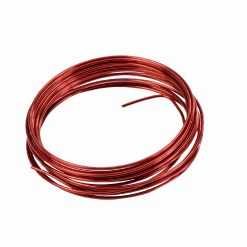 fil de fer rouge