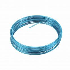 fil de fer turquoise
